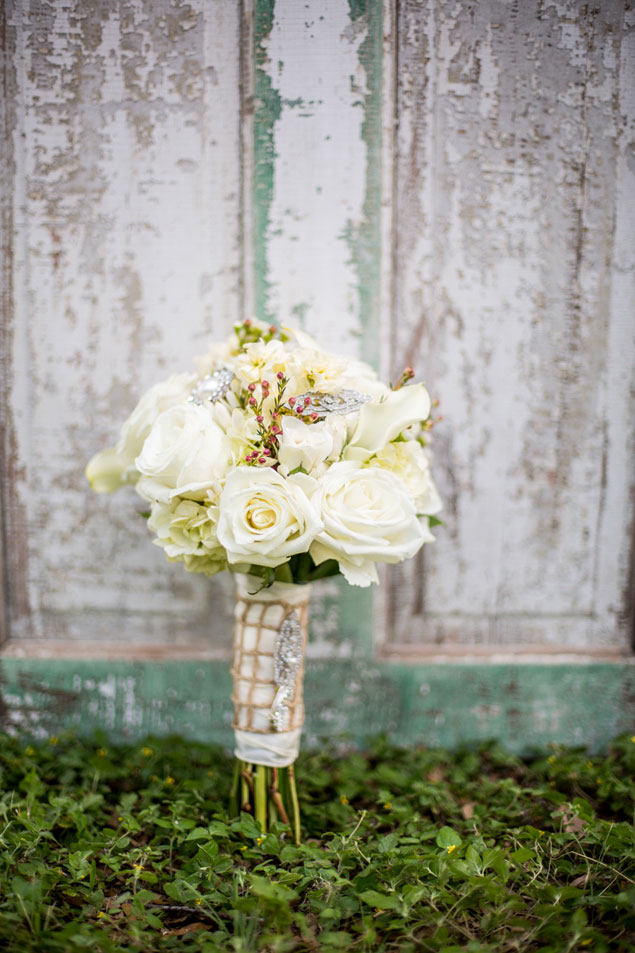 Vintage Inspired Bouquet