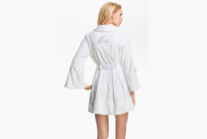 Mrs Honeymoon Robe