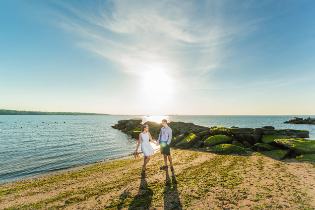 Coast Engagement Shoot