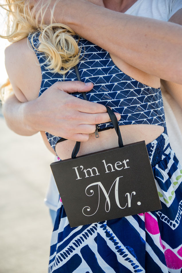 Engagement Shoot Signs