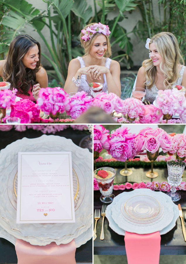 10 Bridal Shower Themes