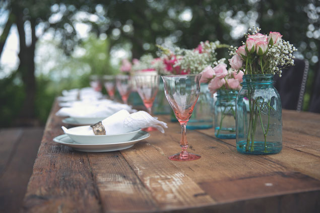 Rustic Styled Wedding Shoot