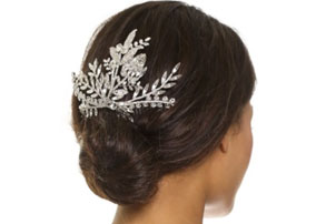 Bridal Hair Crystal