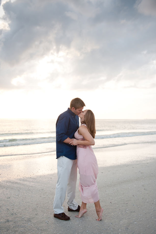 Beach Engagement Pictures