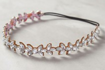 Crystal Wreath Headband