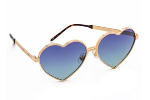 Heart Sun Glasses