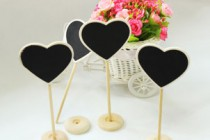 Chalkboard Heart Signs