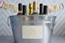 Personalized Ice Bucket