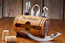 Personalized Wine Accessory