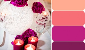 Choosing Wedding Colors