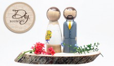DIY Cake Toppers Tutorials
