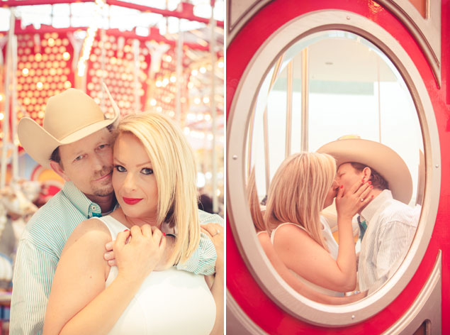 Carnival Engagement Shoot