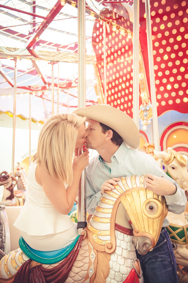 Carnival Engagement Pictures