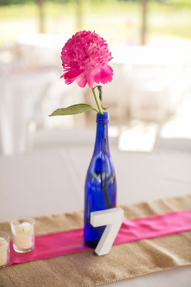 Simple DIY Centerpieces