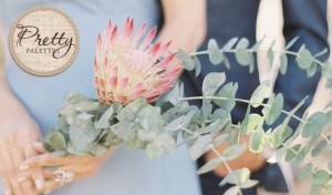 Wedding Colors: Desert Blues