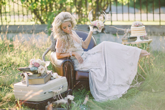 Styled Bridal Photography