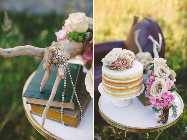 Styled Wedding Details