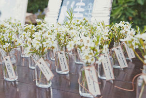 Wedding Favors & Escort Cards
