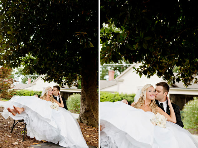 Cute Bride and Groom Photos