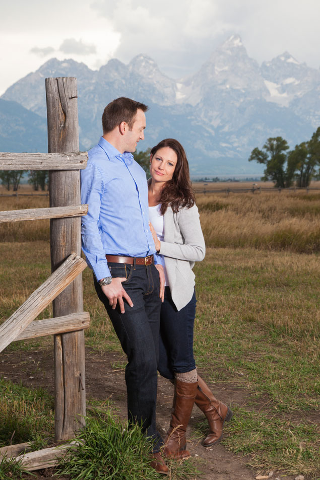 Wyoming Engagement