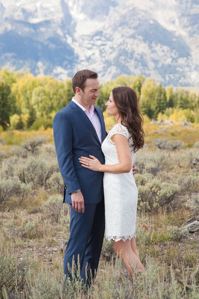 Wyoming Engagement Shoot