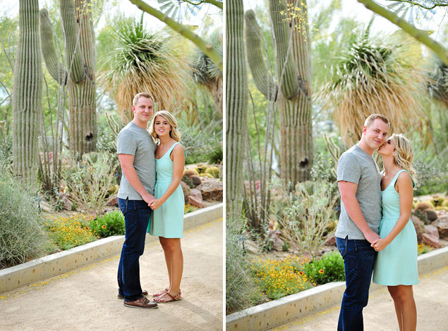 Nevada Engagement Shoot