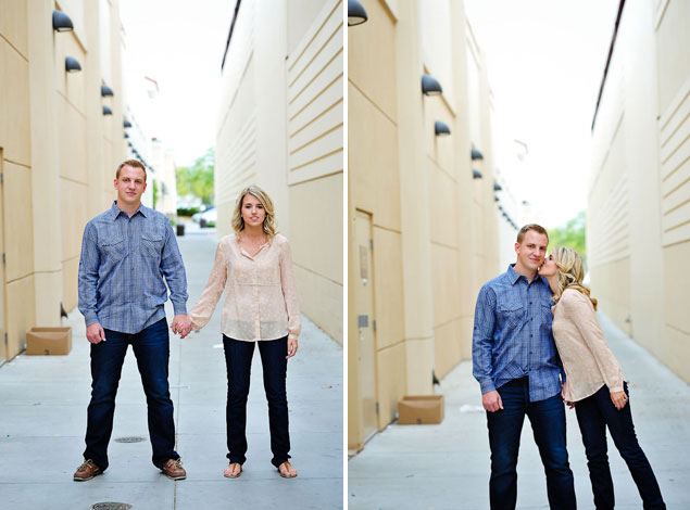 Nevada Engagement Photography