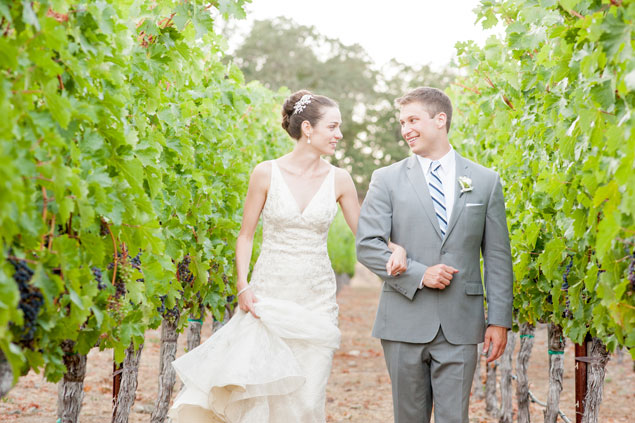 Vineyard Wedding Photography