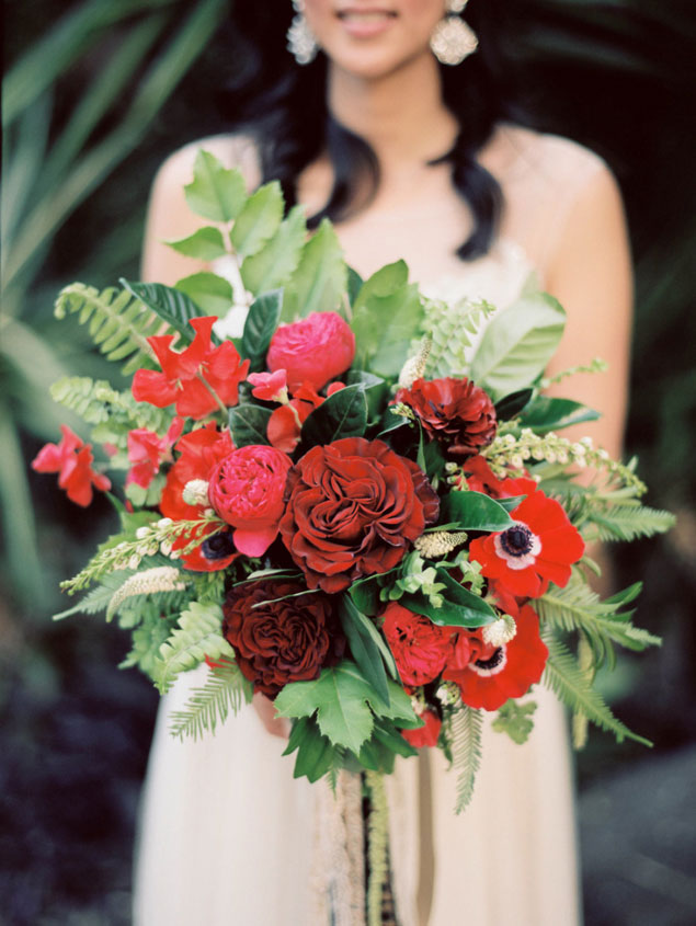 Red Bouquet Inspiration