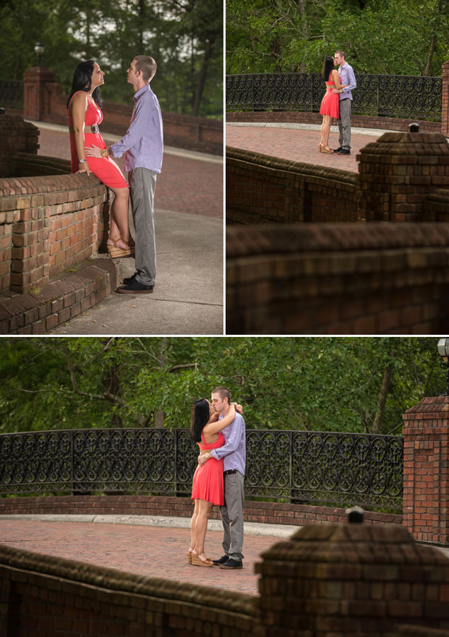 North Carolina Engagement Shoot