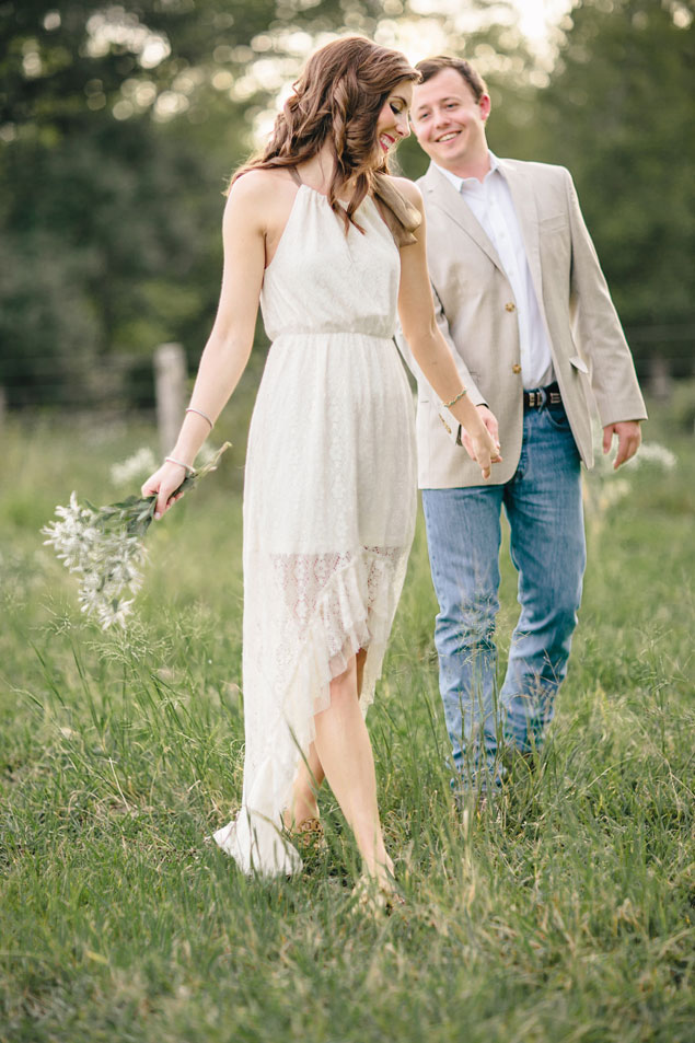 Texas Engagement Shoot