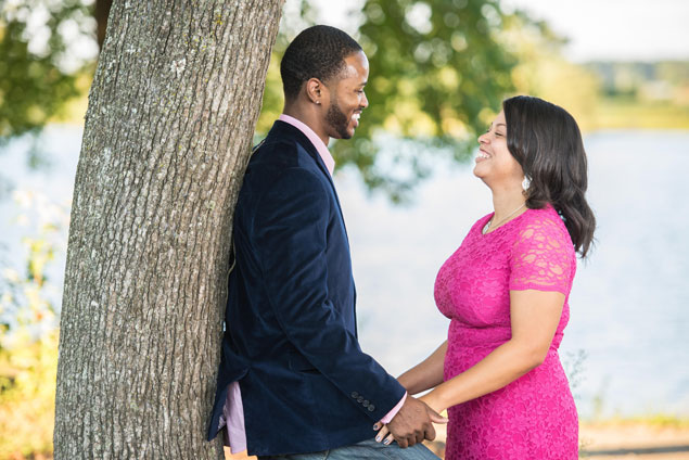 Lighthearted Engagement