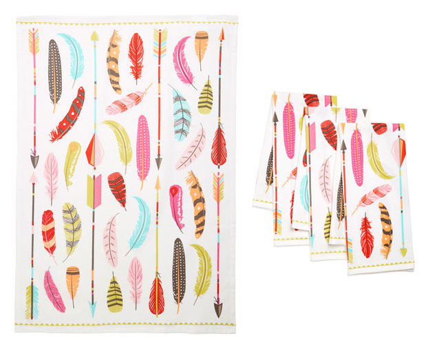 Colorful Tea Towels