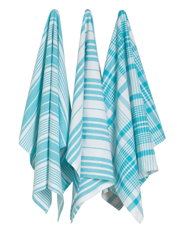 Blue Tea Towels