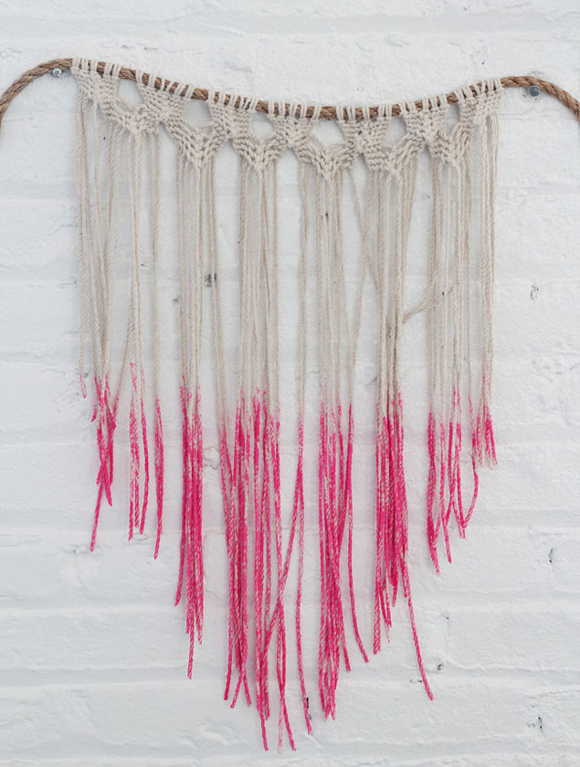 12 DIY Wall Hangings
