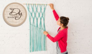12 DIY Wall Hanging Tutorials
