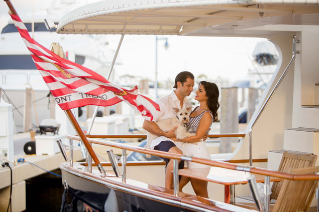 Nautical Engagement Shoot