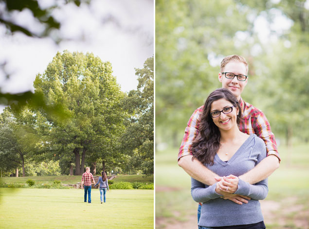 Oklahoma Engagement Shoot