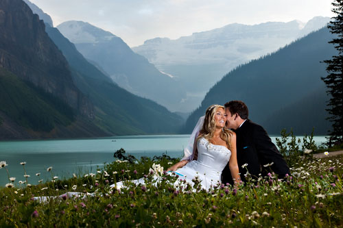 Banff National Park Wedding Venue