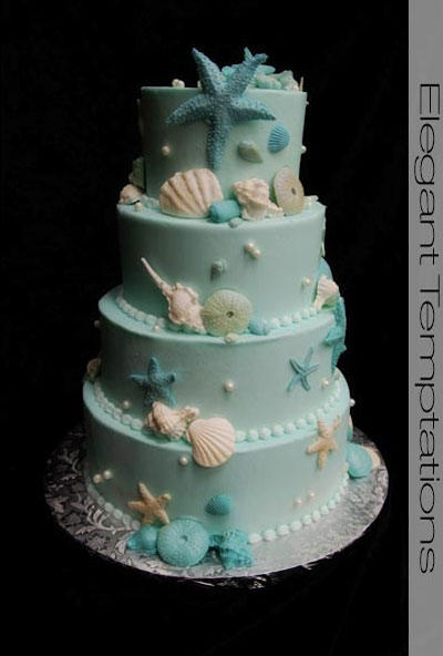 elegant beach themed wedding cakes precy s since wedding cakes are constantly evolving 13956