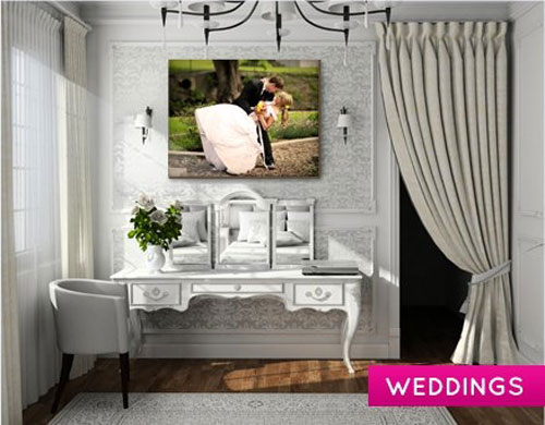 Wedding Prints From Easy Canvas