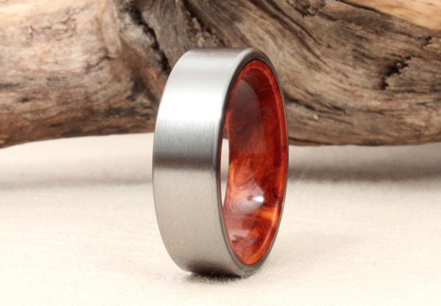 Non Metal Wedding Rings