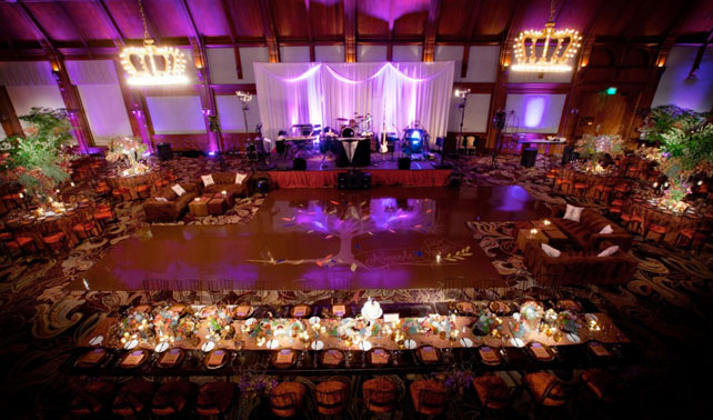 Reception Layouts To Maximize Dancing