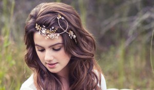 Gold Hair Accessories